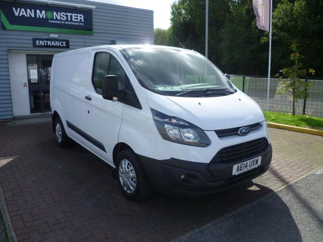 2014 Ford Transit Custom 270 L1 DIESEL FWD 2.2 TDCI 100PS LOW ROOF  EURO 5 (AE14UXW)