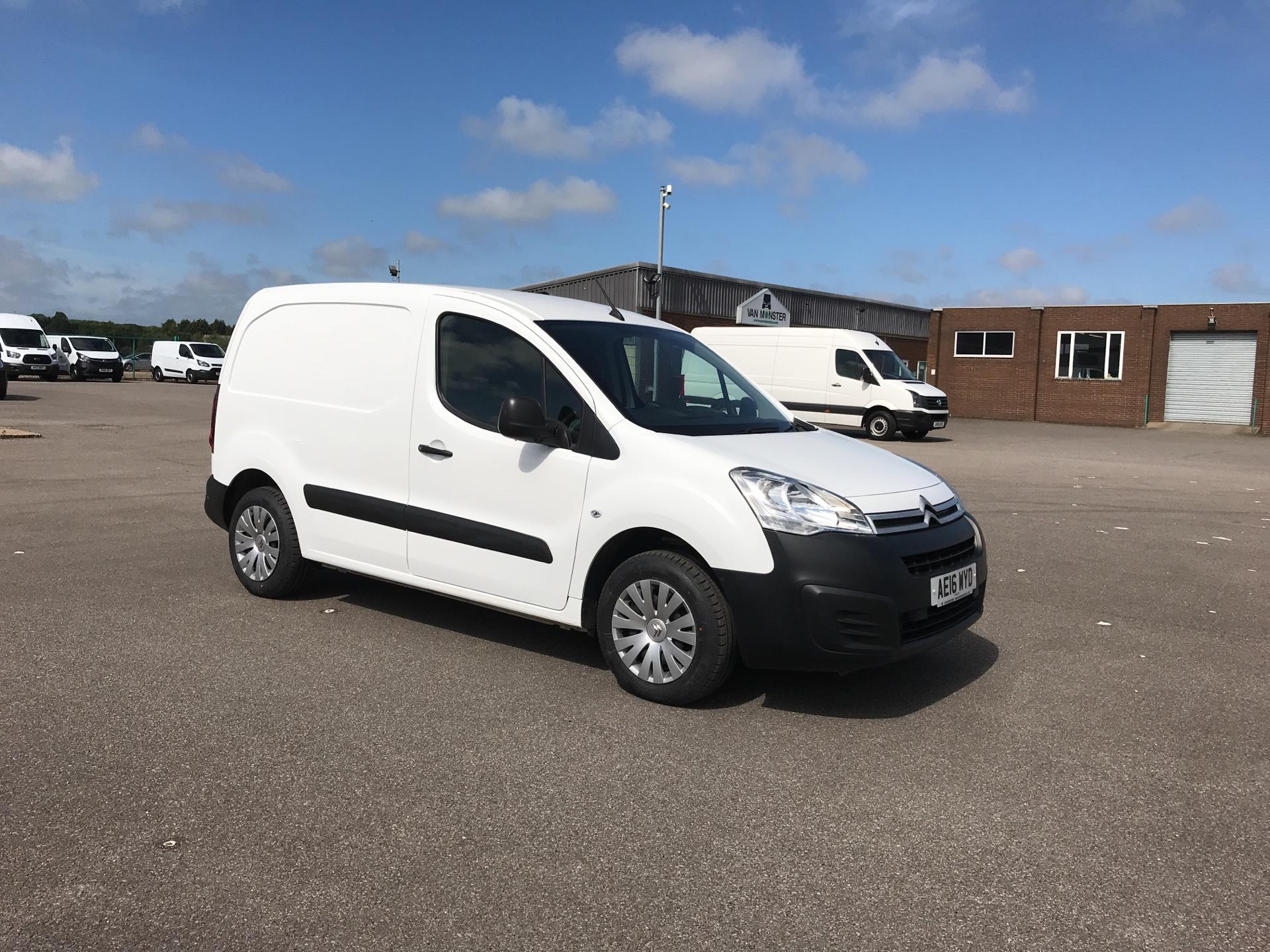 2016 Citroen Berlingo L1 DIESEL 1.6 HDI 625KG ENTERPRISE 75PS EURO 4/5 (AE16WYD)