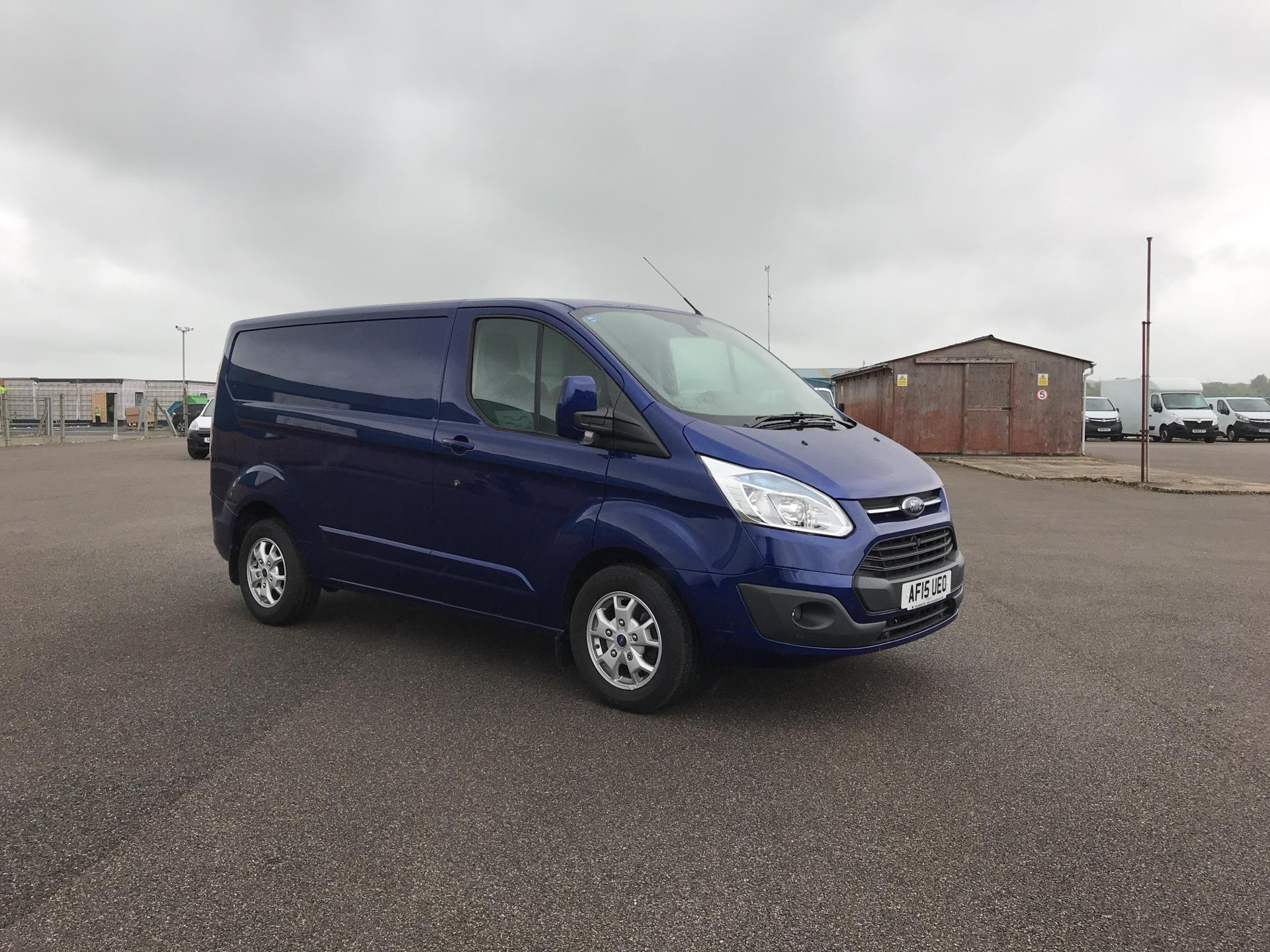 2015 Ford Transit Custom 290 L1 DIESEL FWD 2.2 TDCI 125PS LOW ROOF LIMITED VAN EURO 5 (AF15UEO)
