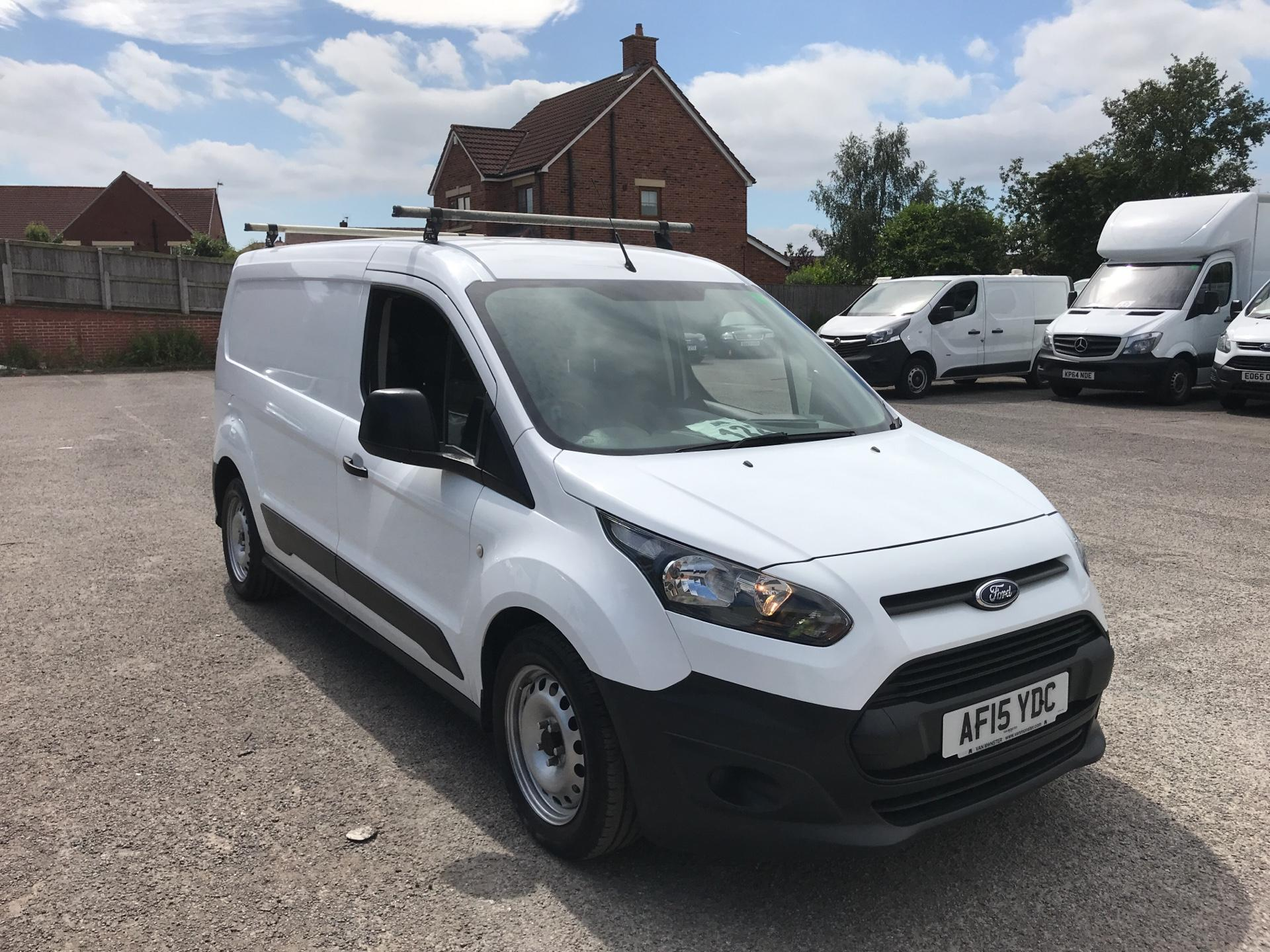 2015 Ford Transit Connect 1.6 Tdci 75Ps Van L2  EURO 5 (AF15YDC)