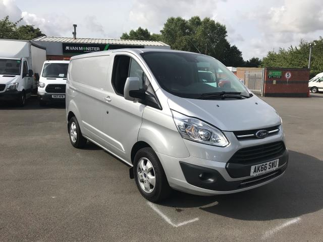 2016 Ford Transit Custom 270 L1 DIESEL FWD 2.0 TDCI 130PS LOW ROOF LIMITED VAN EURO 6 (AK66SWU)