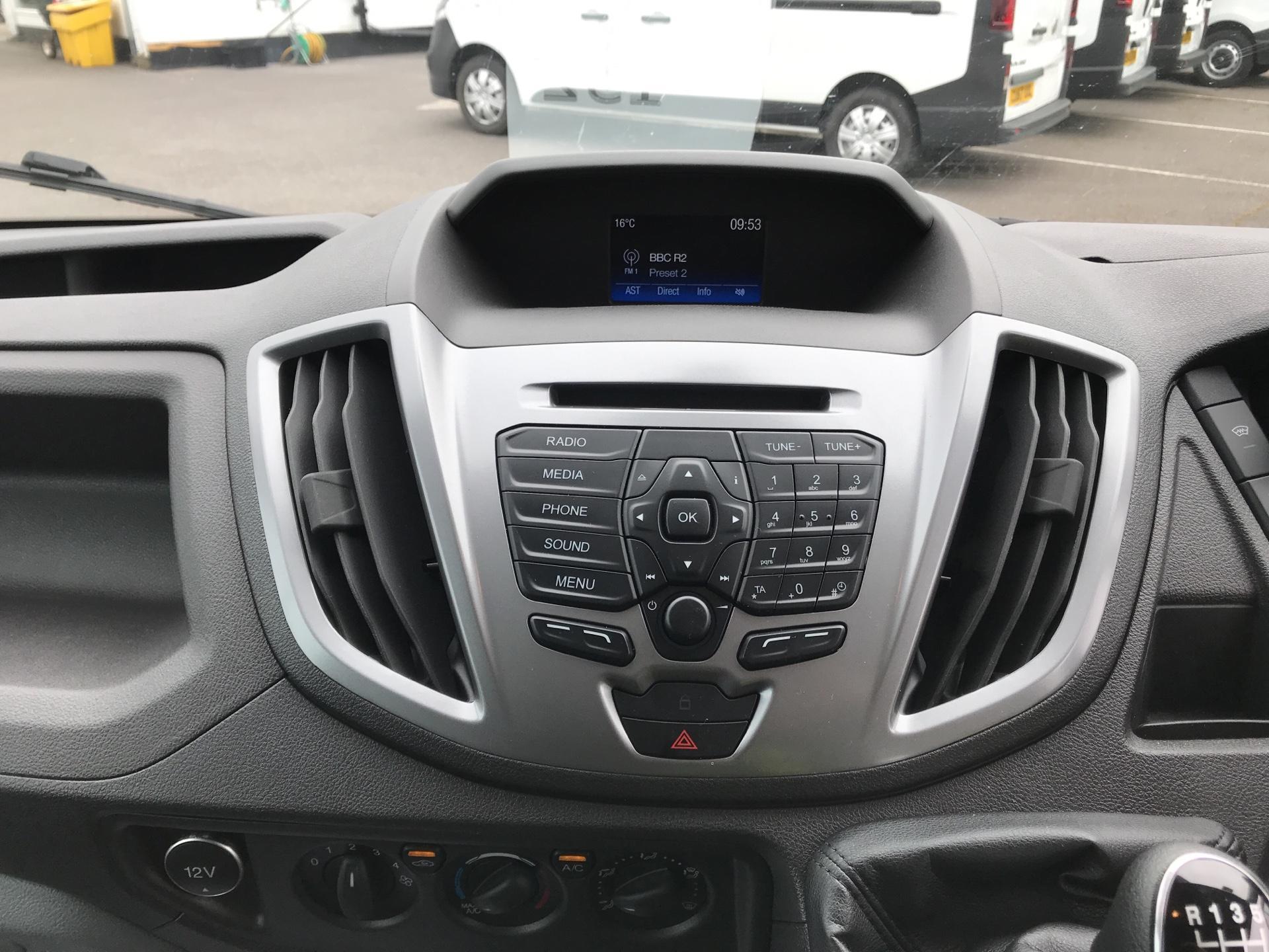 2018 Ford Transit 2.0 Tdci 130Ps H2 D/Cab Van EURO 6 (AO68SXU) Image 10