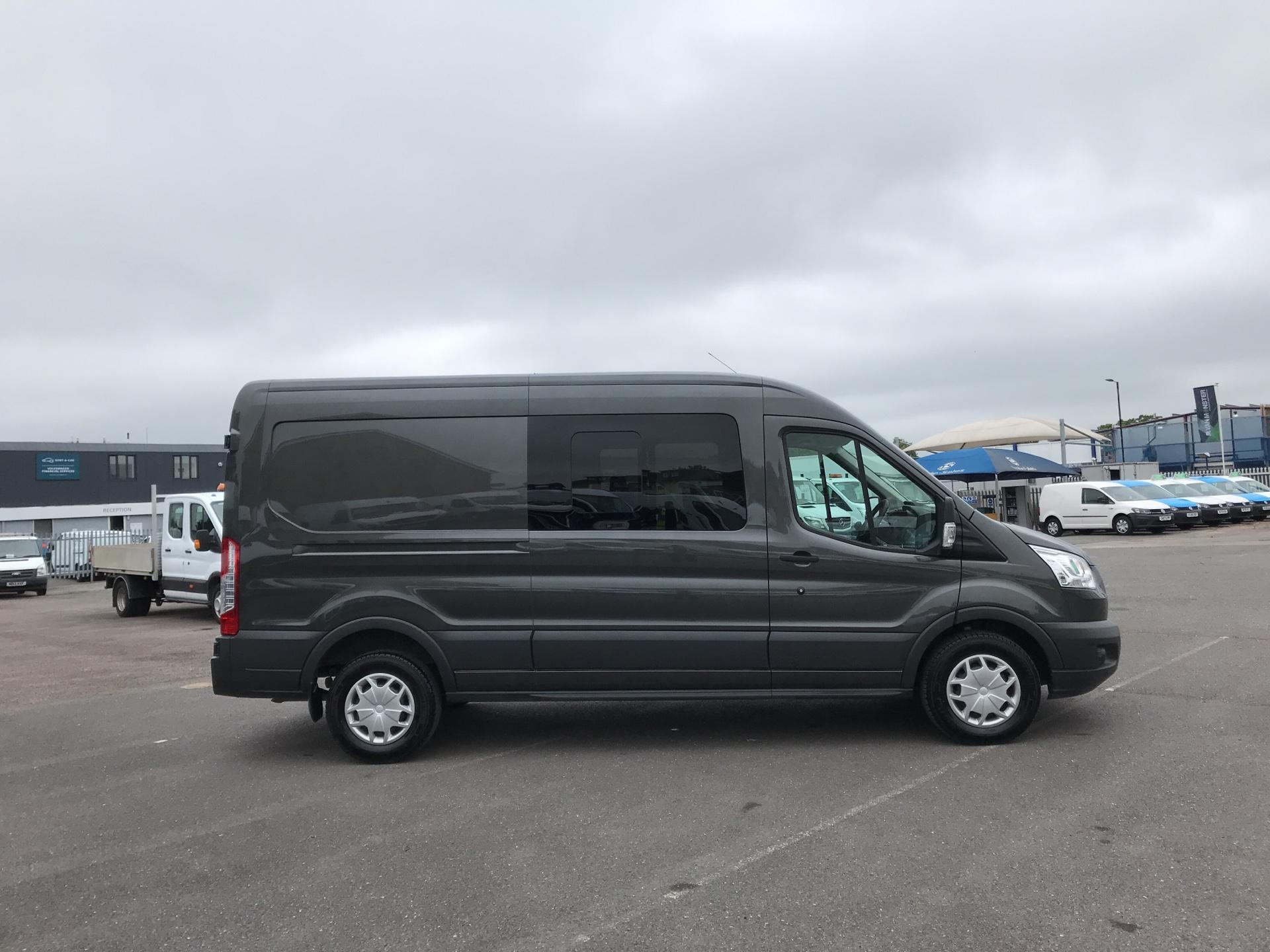 2018 Ford Transit 2.0 Tdci 130Ps H2 D/Cab Van EURO 6 (AO68SXU) Image 2