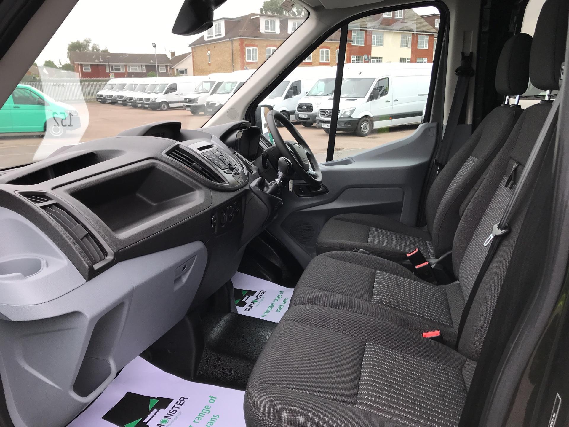 2018 Ford Transit 2.0 Tdci 130Ps H2 D/Cab Van EURO 6 (AO68SXU) Image 14