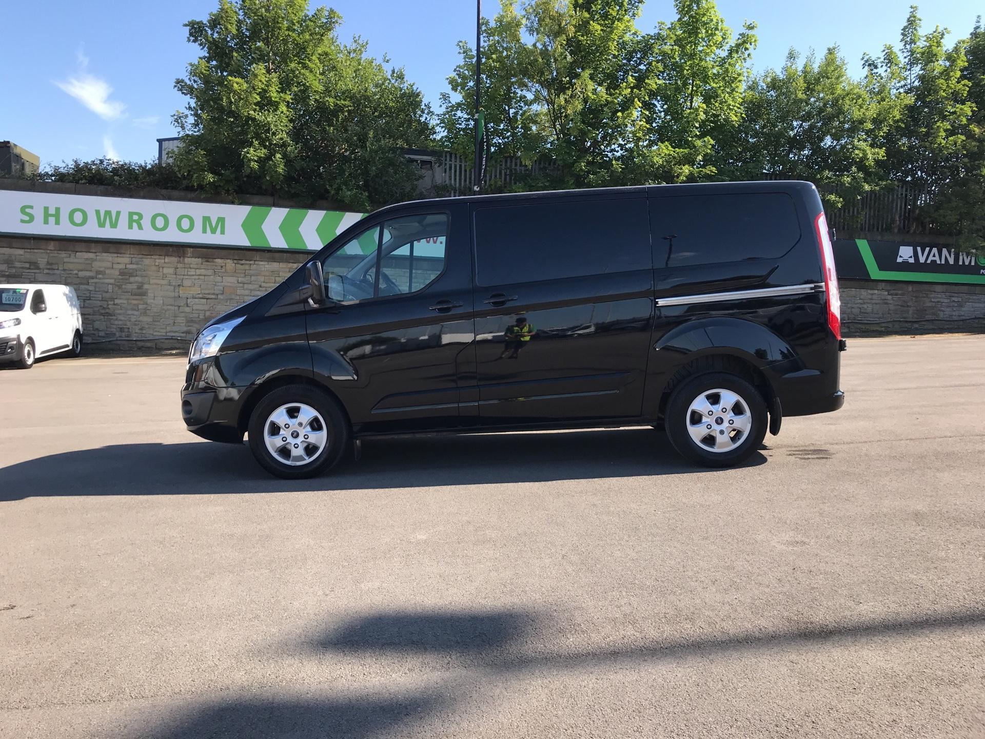 2015 Ford Transit Custom 290 L1 DIESEL FWD 2.2 TDCI 125PS LOW ROOF LIMITED VAN EURO 5 (AV65VAA) Image 6