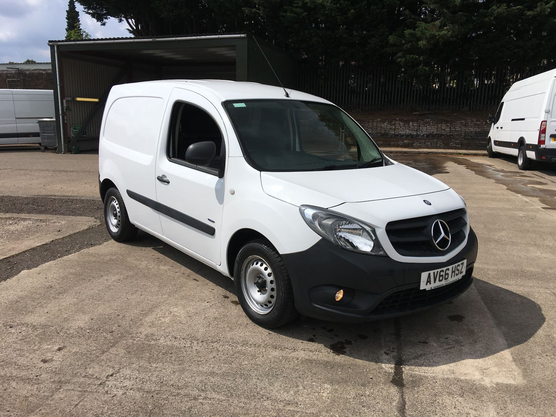 2016 Mercedes-Benz Citan LWB 109 CDI BLUE EFFICIENCY VAN EURO 5/6 (AV66HSZ)