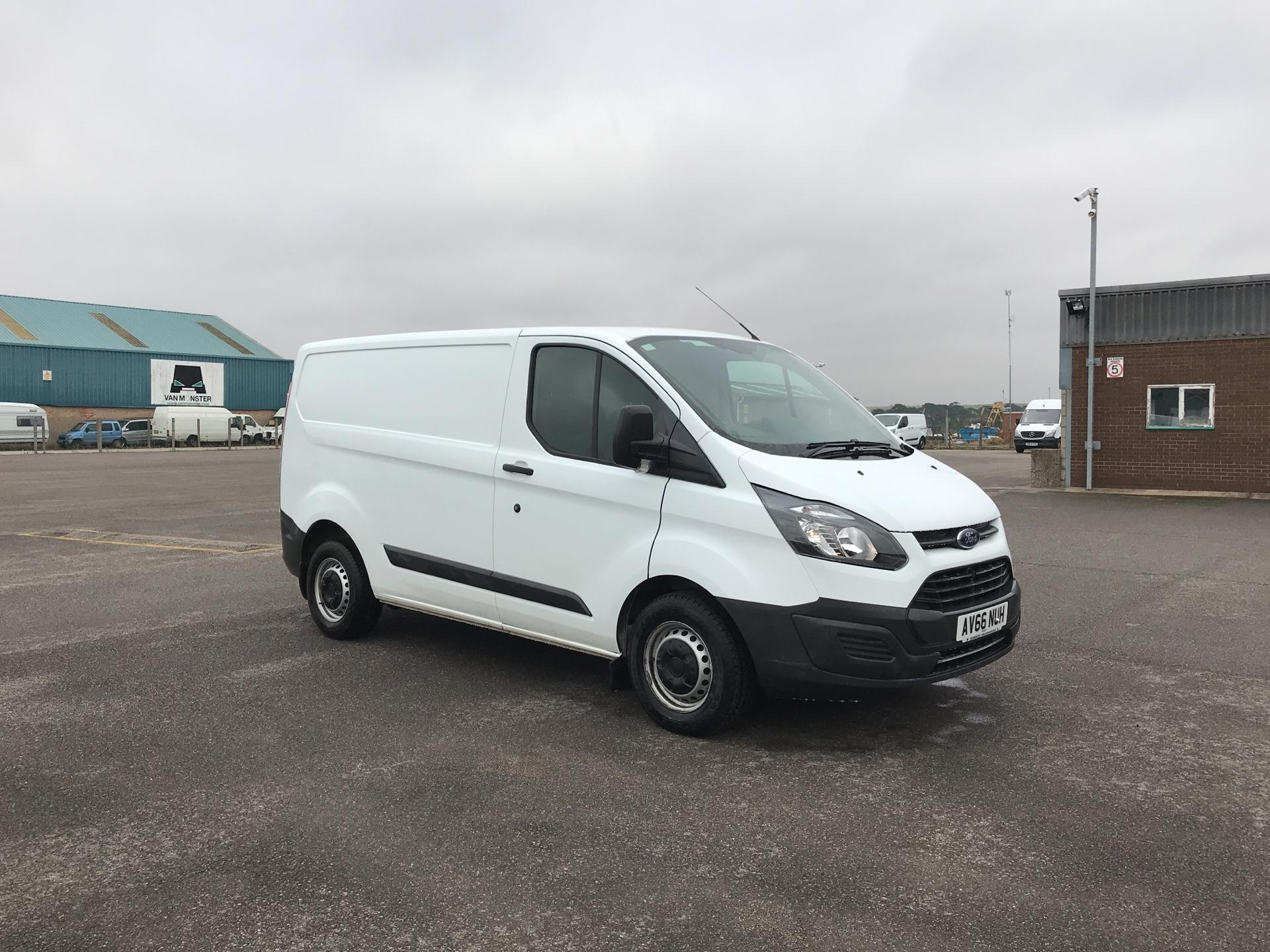 2016 Ford Transit Custom 270 L1 DIESEL FWD 2.0 TDCI 105PS LOW ROOF VAN EURO 6 (AV66NUH)