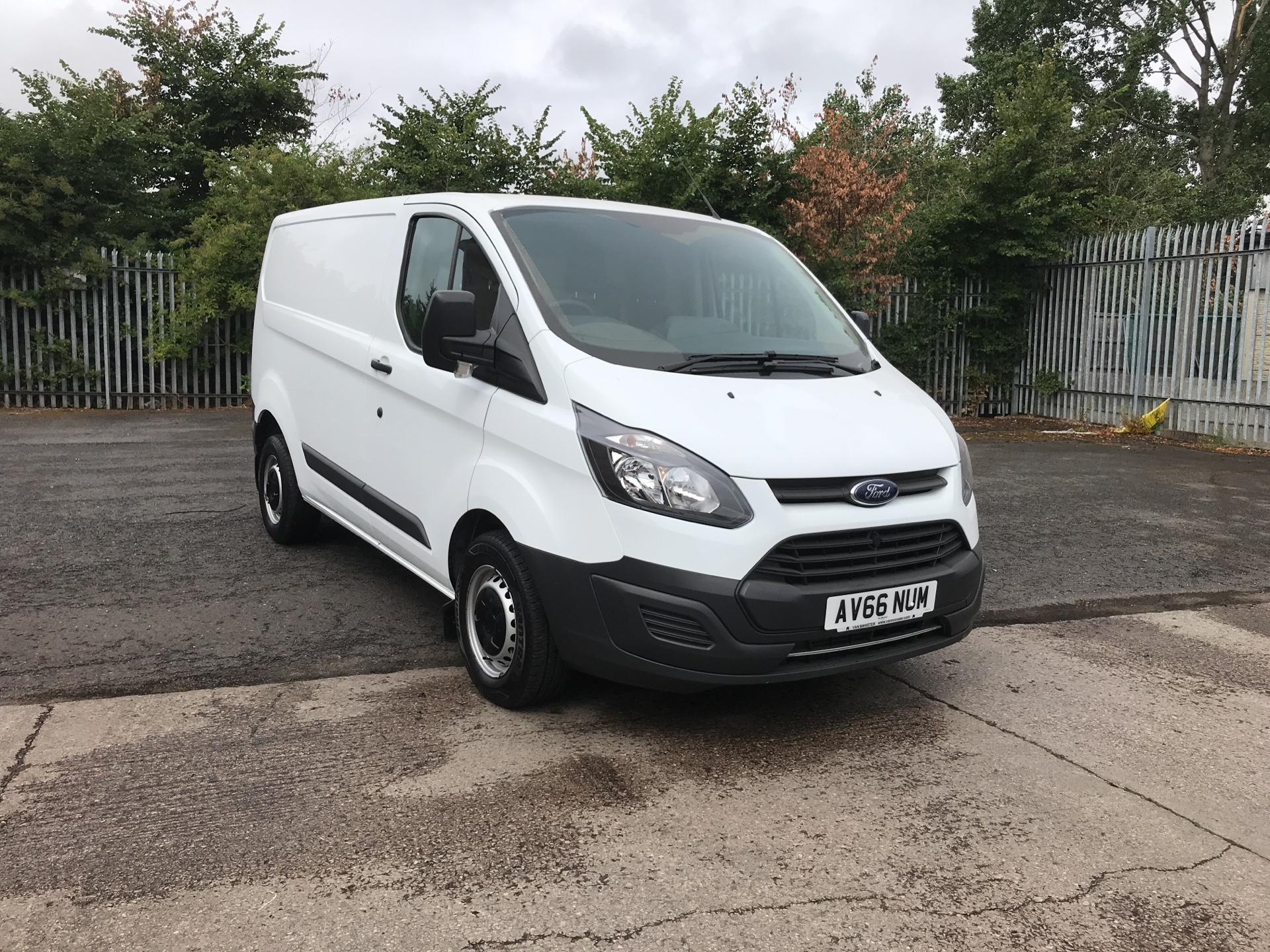 2016 Ford Transit Custom 270 L1 H1 2.2TDCI 105PS  (AV66NUM)