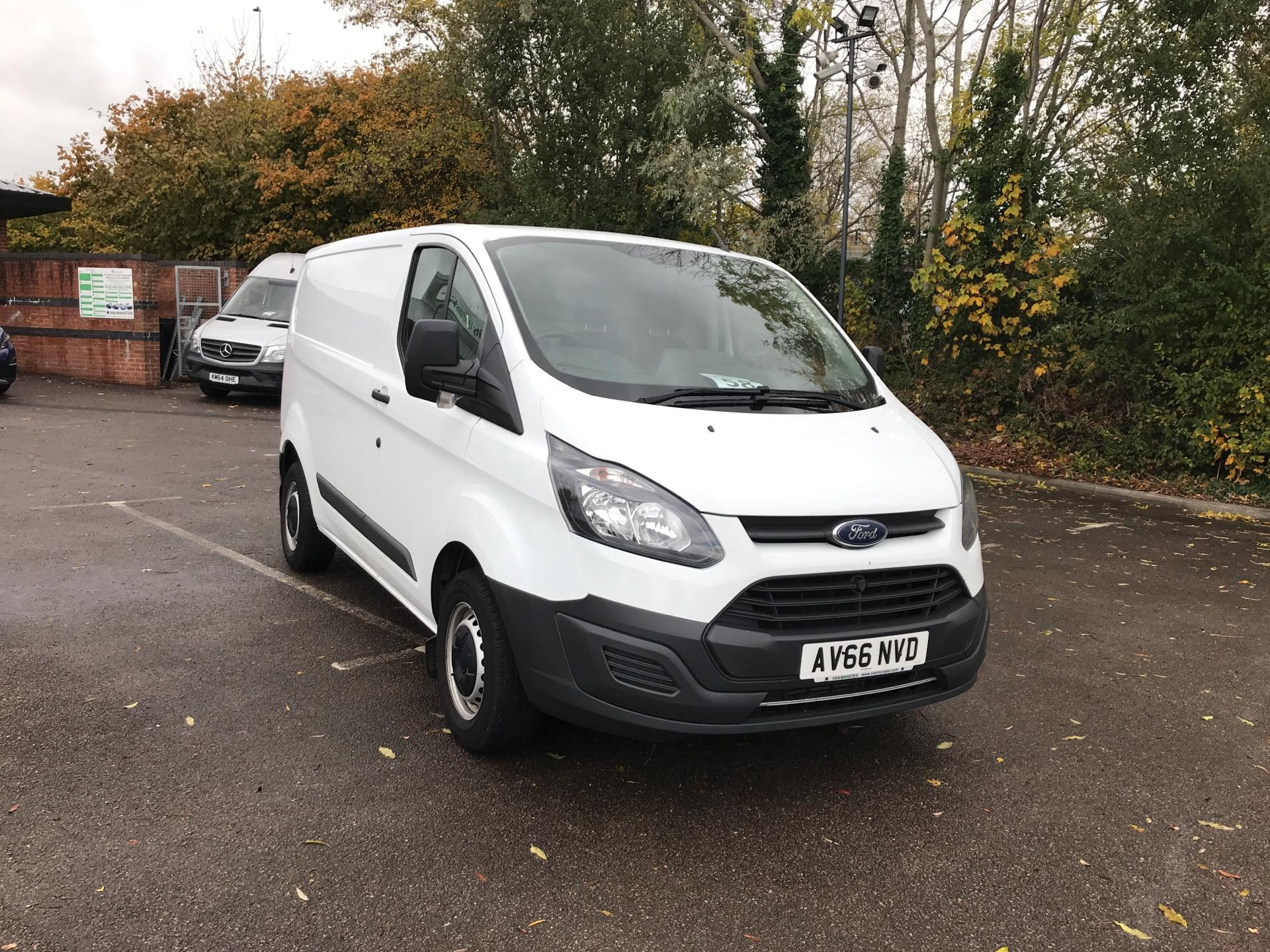 2016 Ford Transit Custom  290 L1 DIESEL FWD 2.0 TDCI 105PS LOW ROOF VAN EURO 6 (AV66NVD)