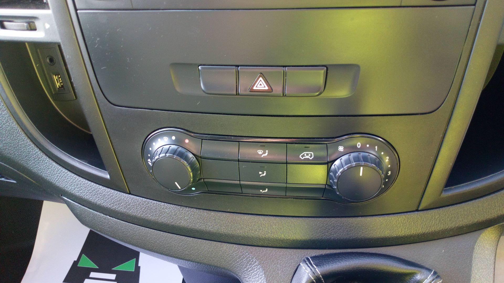 2016 Mercedes-Benz Vito 111Cdi Van (AY66OVJ) Image 18