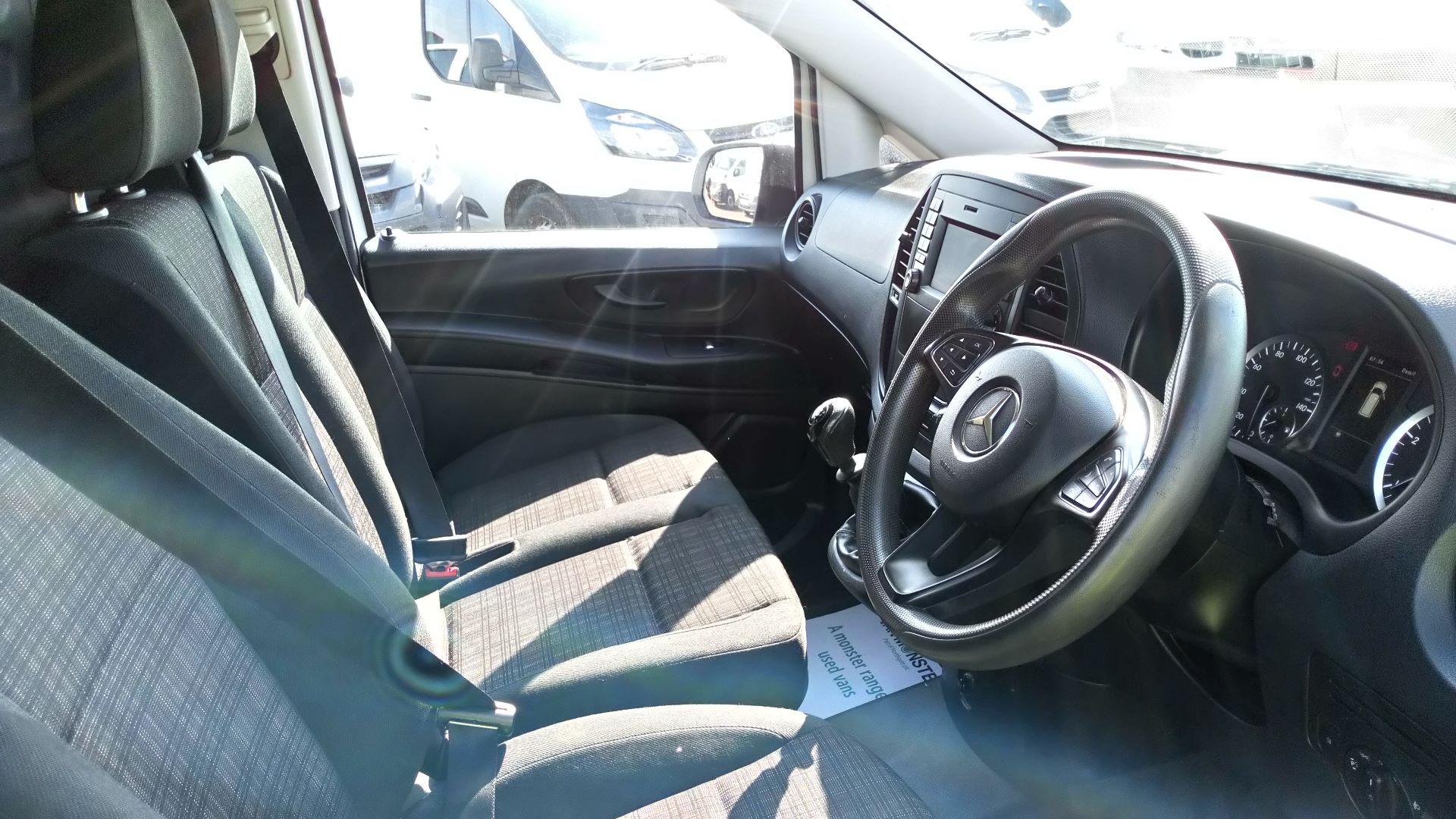2016 Mercedes-Benz Vito 111Cdi Van (AY66OVJ) Image 22