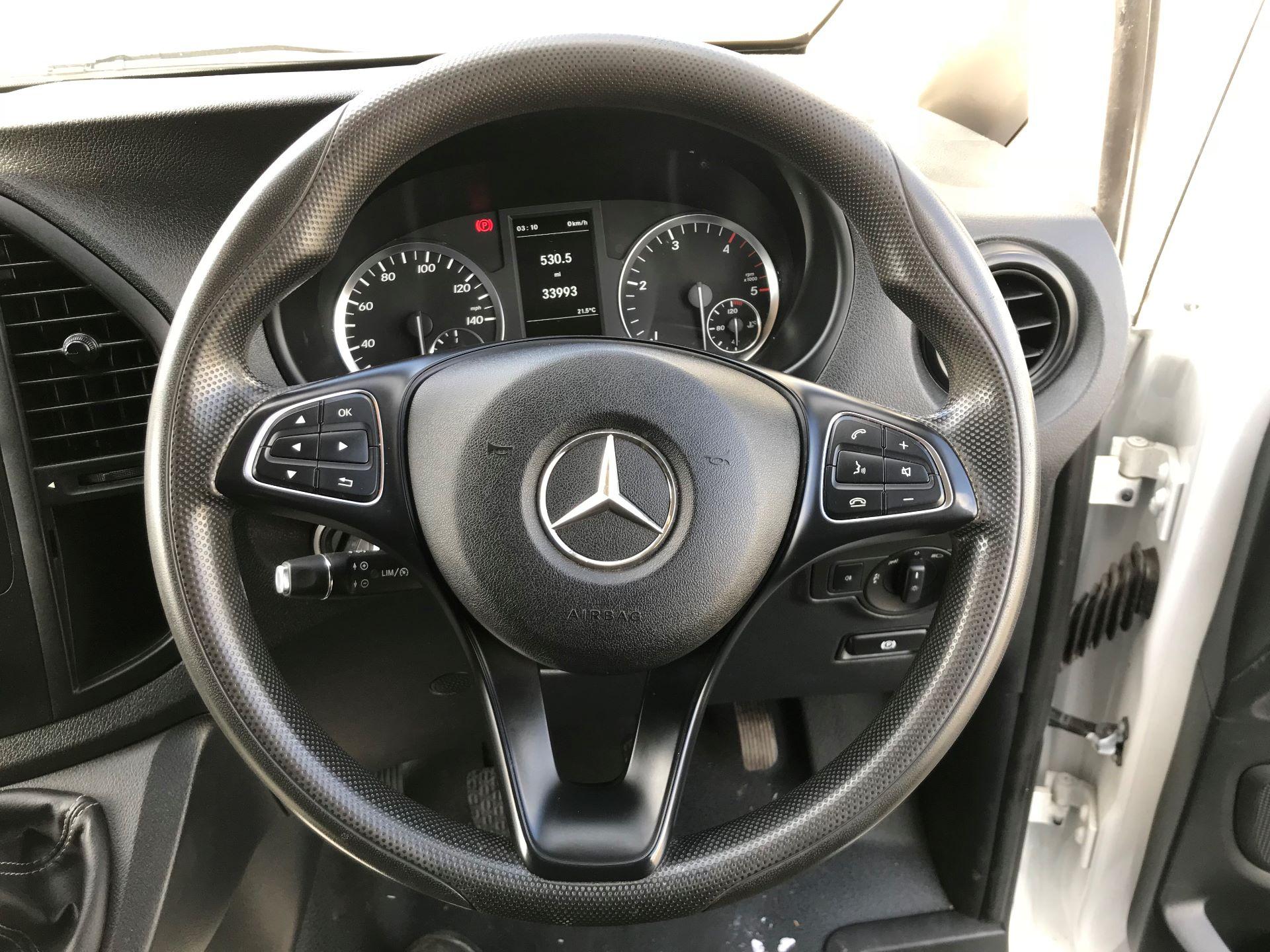 2016 Mercedes-Benz Vito LONG 111CDI VAN EURO 6  (AY66OWD) Image 15