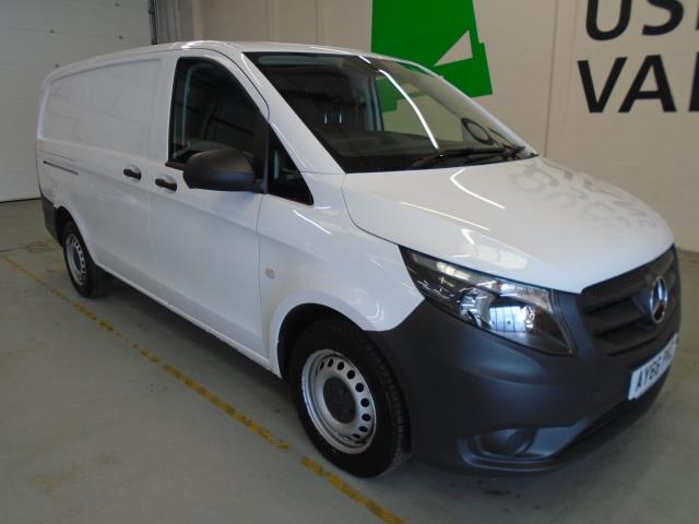 2016 Mercedes-Benz Vito LONG 111CDI VAN EURO 5/6