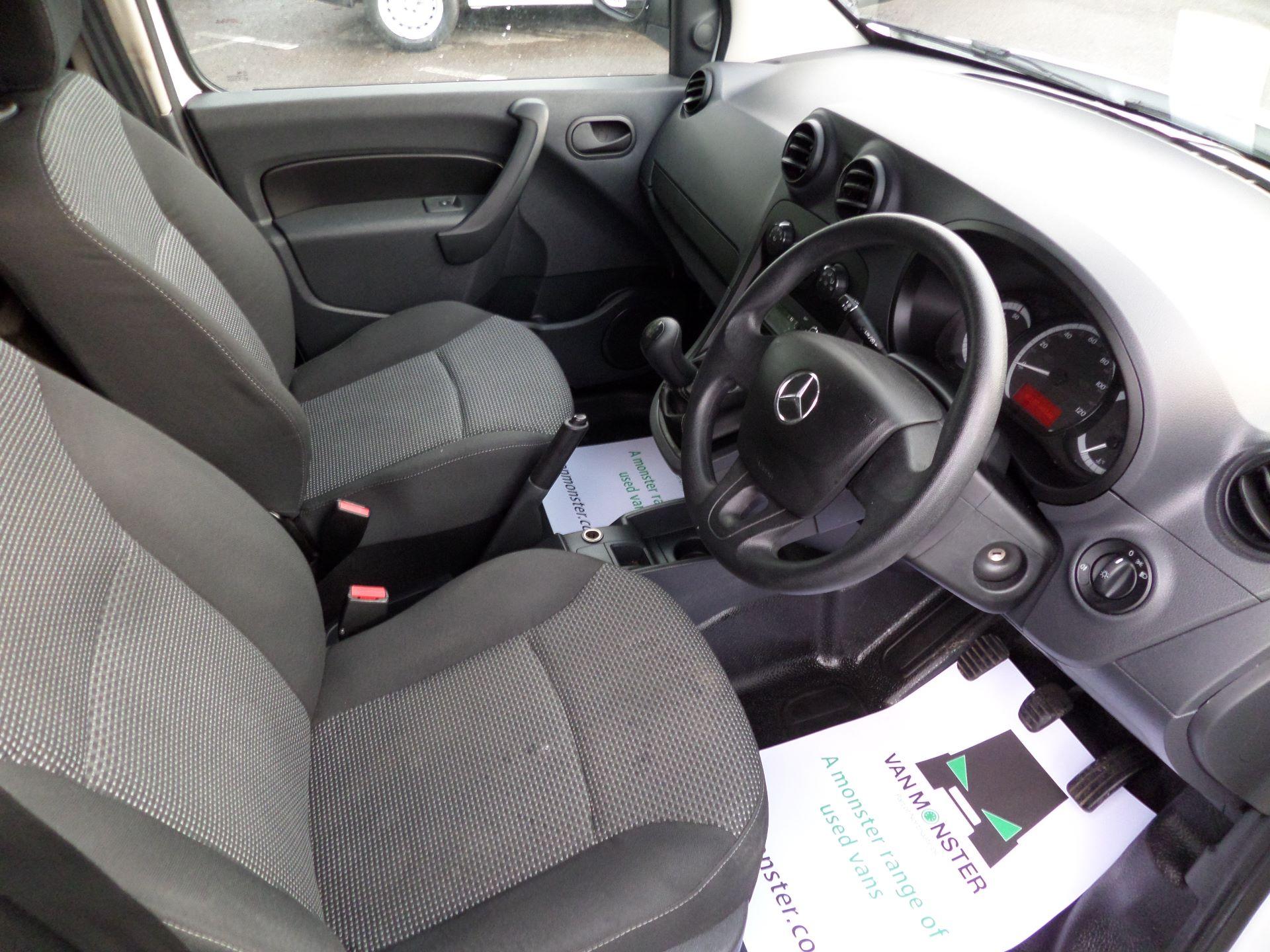 2016 Mercedes-Benz Citan 109Cdi Van Euro 6 (AY66PVO) Image 2