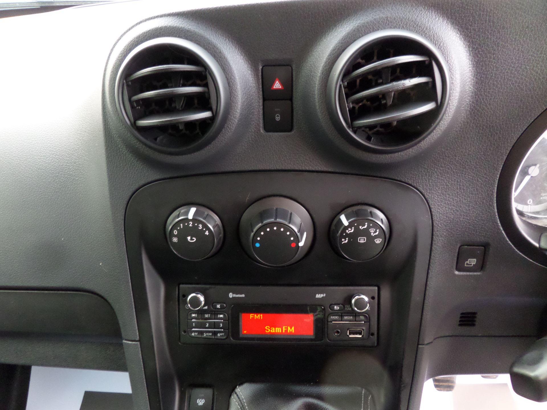 2016 Mercedes-Benz Citan 109Cdi Van Euro 6 (AY66PVO) Image 3