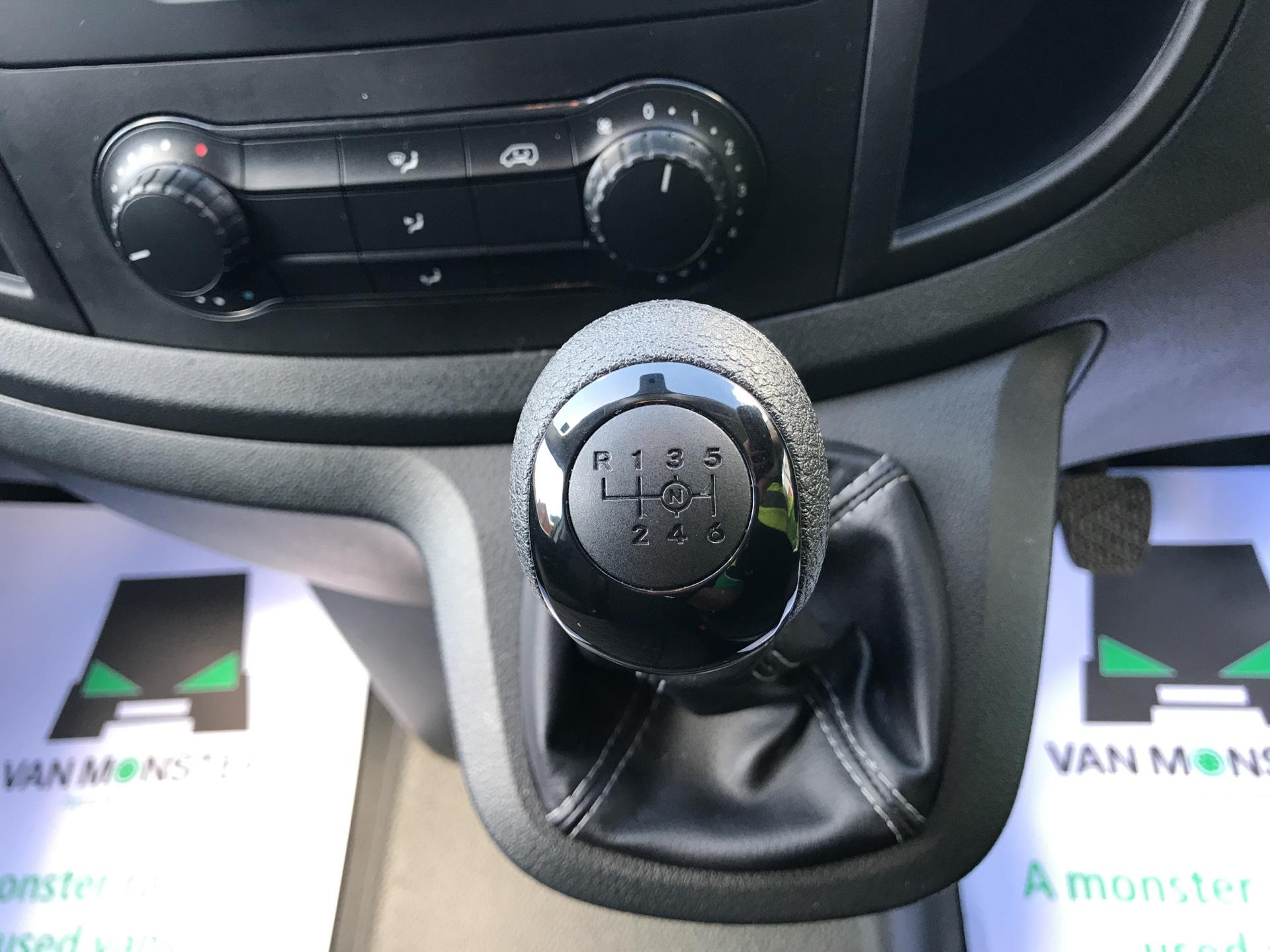 2016 Mercedes-Benz Vito 111Cdi Van EURO 5/6 (AY66RYF) Image 11