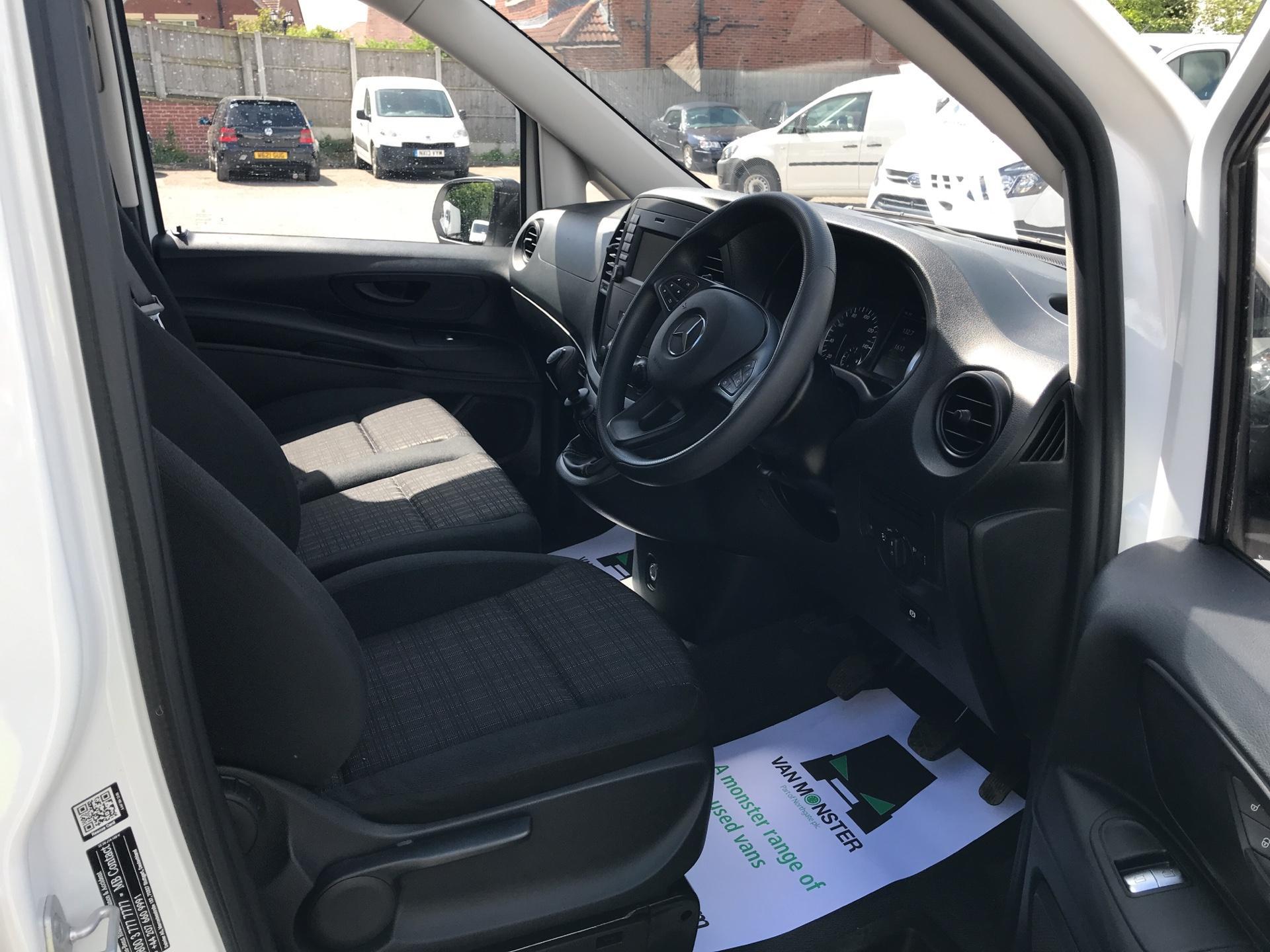 2016 Mercedes-Benz Vito 111Cdi Van EURO 5/6 (AY66RYF) Image 9