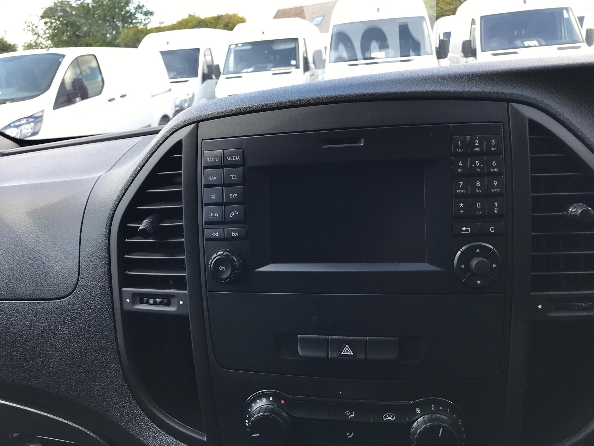 2016 Mercedes-Benz Vito 111Cdi Van EURO 5/6 (AY66RYF) Image 10