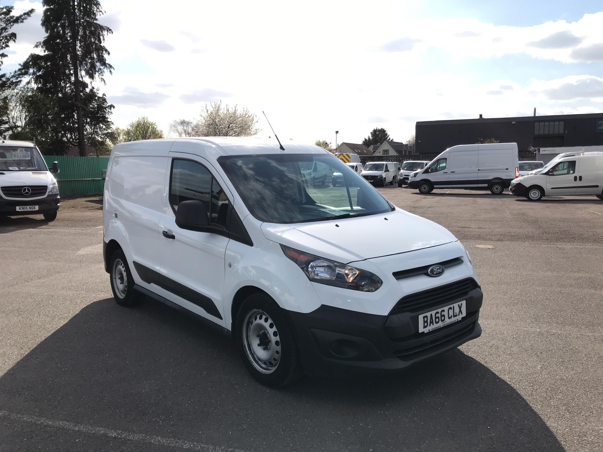 2017 Ford Transit Connect 1.5 Tdci 100Ps Van EURO 6 (BA66CLX)