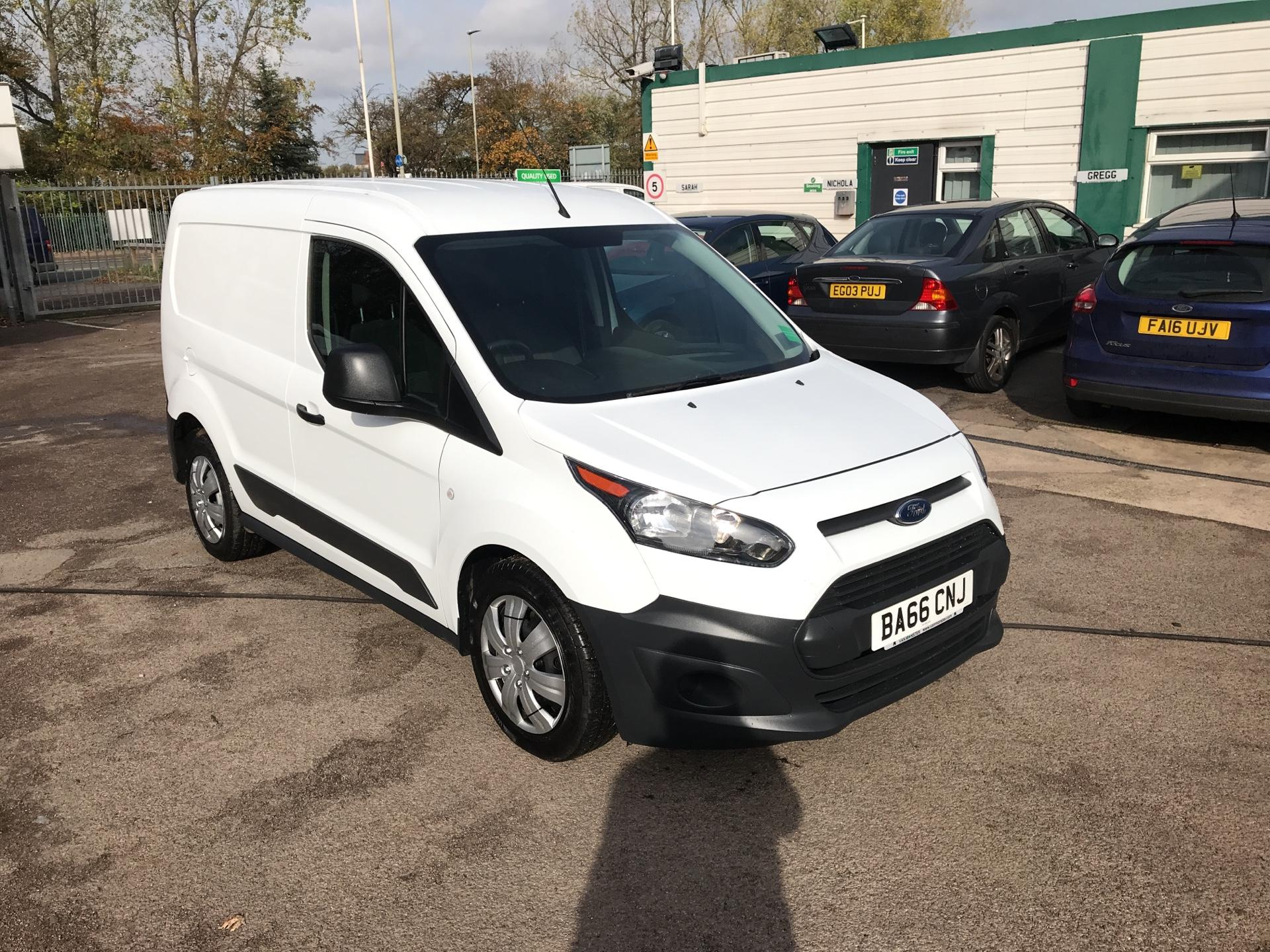 2017 ford transit connect 210 l1 diesel 1 5 tdci 120ps van euro 6 ba66cnj
