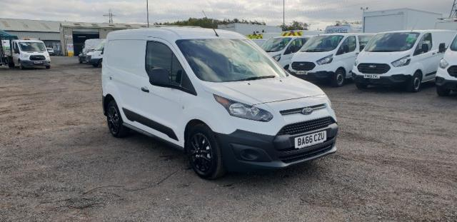 2017 Ford Transit Connect 1.5 Tdci 100Ps Van EURO 6 (BA66CZU)