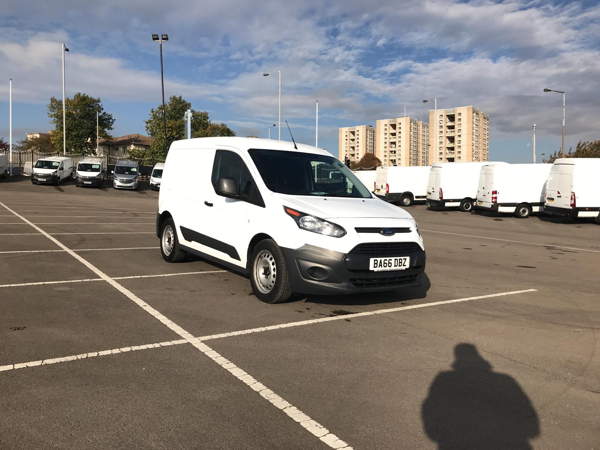 2017 Ford Transit Connect DIESEL 1.5 TDCI 100PS VAN EURO 5/6 (BA66DBZ)