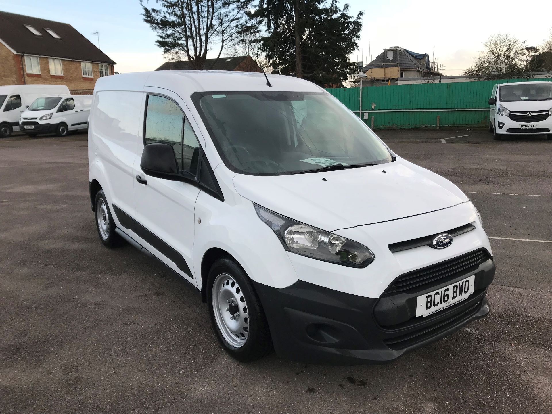2016 Ford Transit Connect  200 L1 1.6 TDCI 75PS EURO 5 (BC16BWO) Thumbnail 1