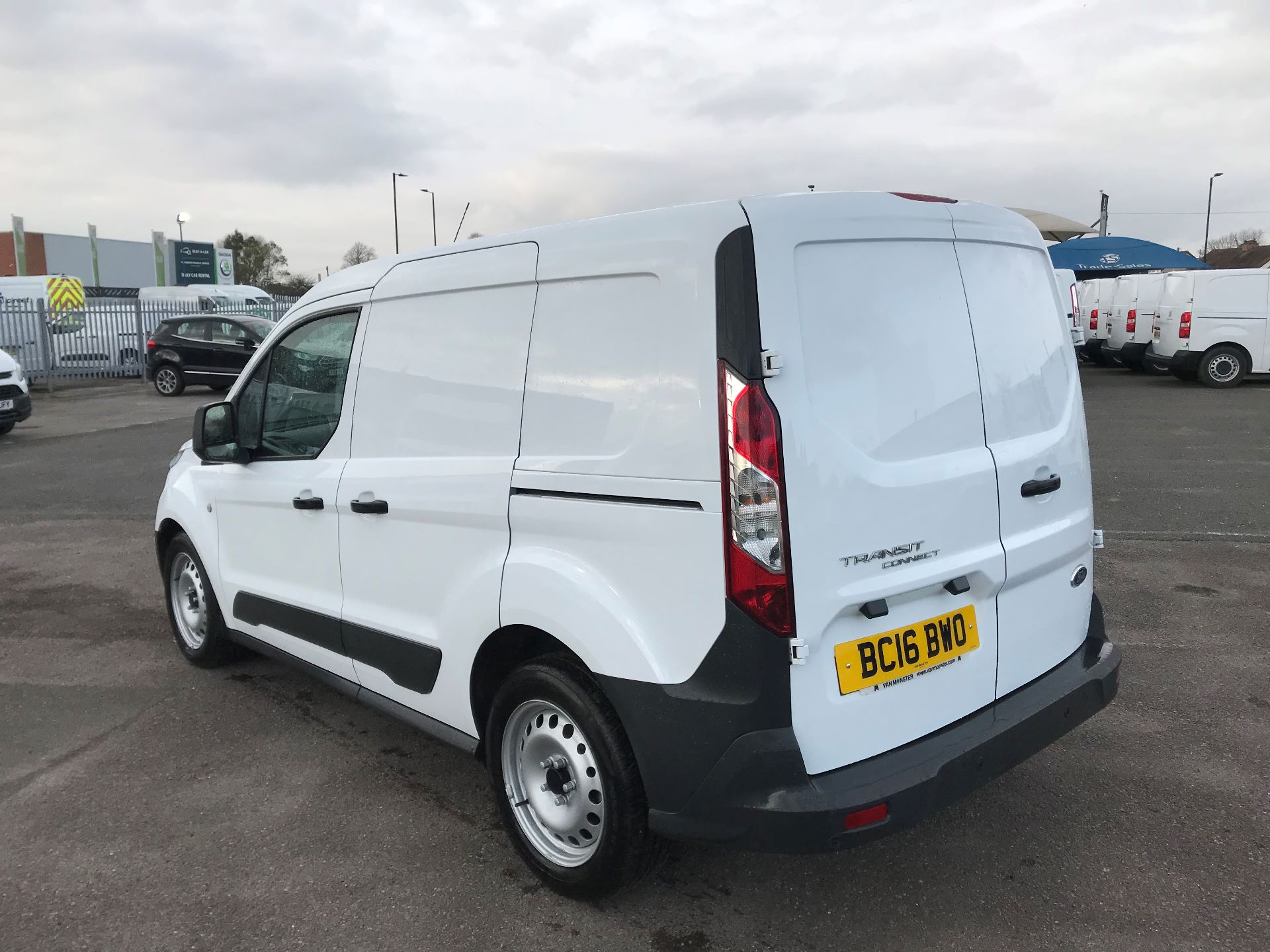 2016 Ford Transit Connect  200 L1 1.6 TDCI 75PS EURO 5 (BC16BWO) Image 5