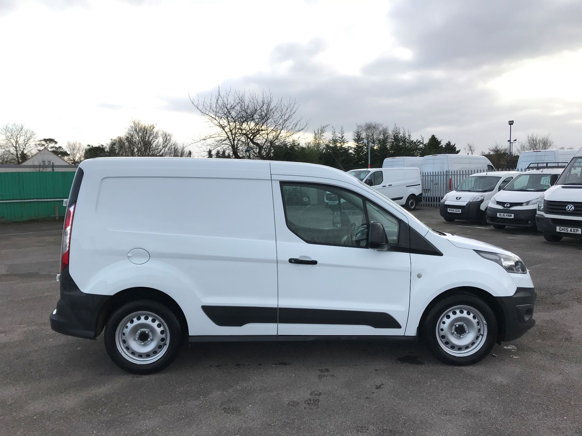 2016 Ford Transit Connect  200 L1 1.6 TDCI 75PS EURO 5 (BC16BWO) Thumbnail 9