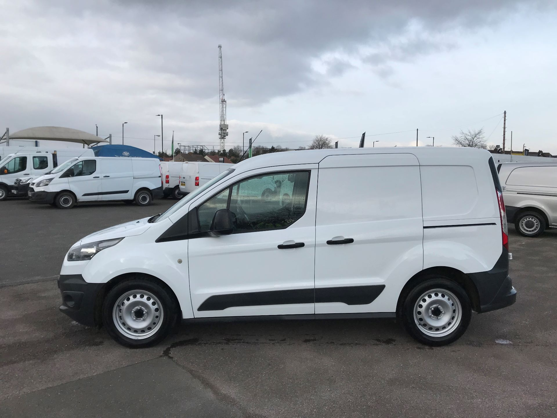 2016 Ford Transit Connect  200 L1 1.6 TDCI 75PS EURO 5 (BC16BWO) Thumbnail 10