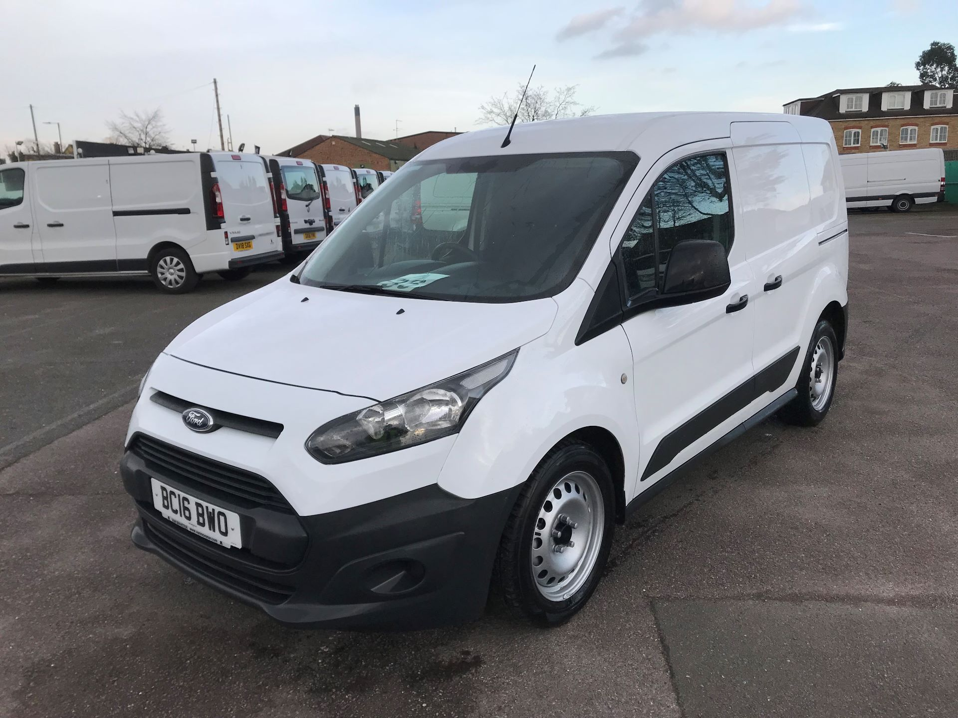 2016 Ford Transit Connect  200 L1 1.6 TDCI 75PS EURO 5 (BC16BWO) Thumbnail 2
