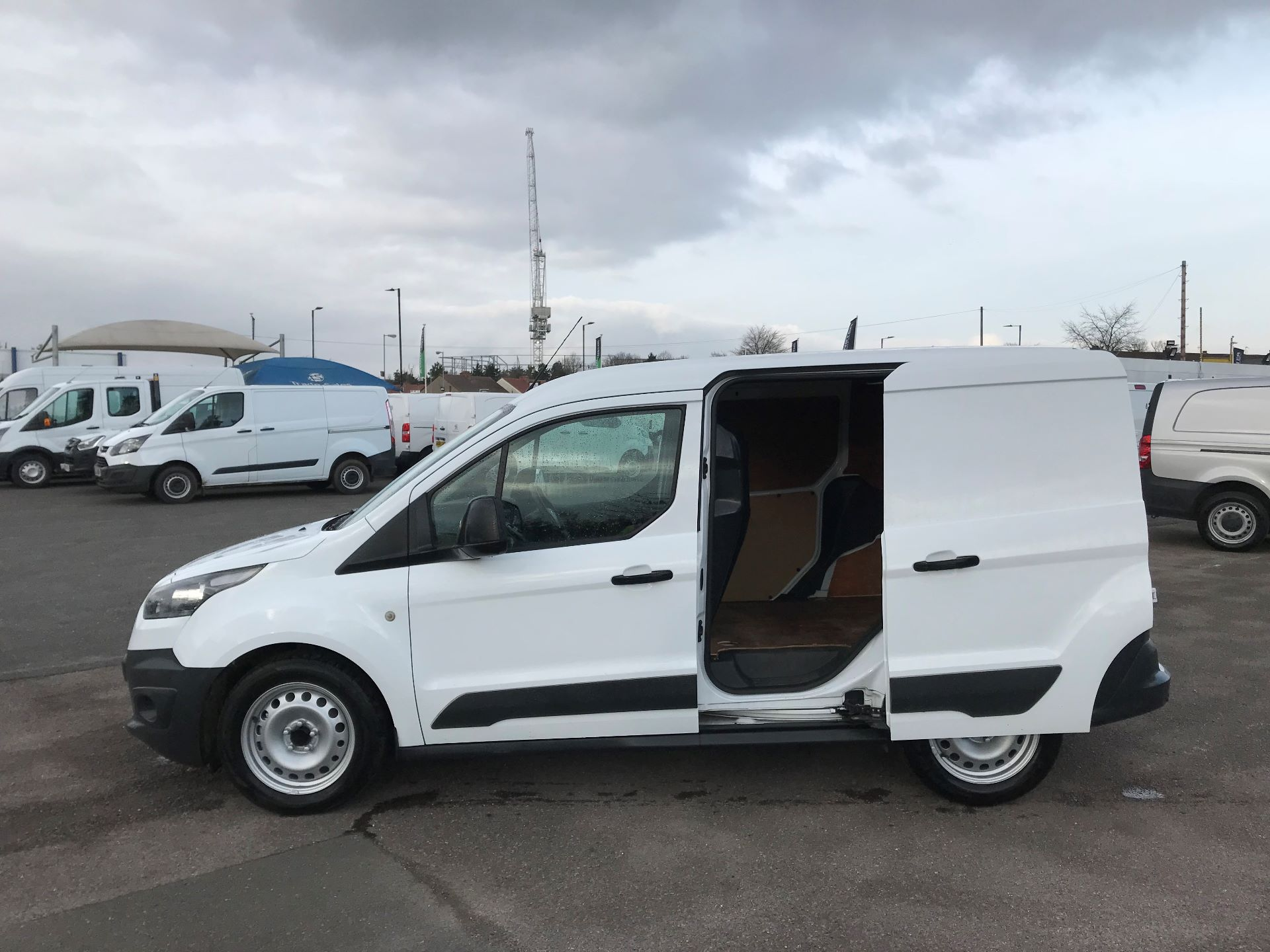 2016 Ford Transit Connect  200 L1 1.6 TDCI 75PS EURO 5 (BC16BWO) Thumbnail 11