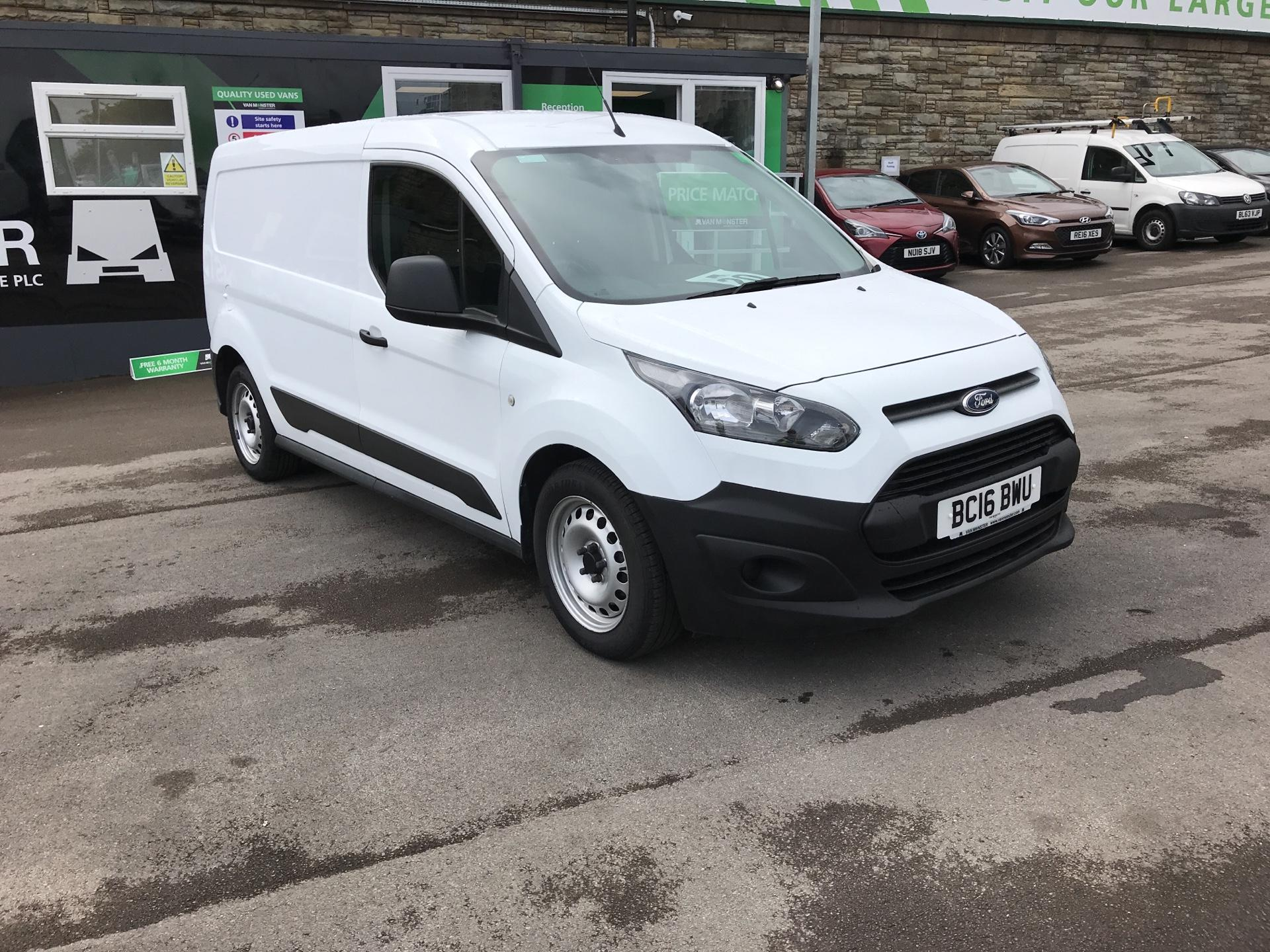 2016 Ford Transit Connect 1.6 Tdci 95Ps Van (BC16BWU)