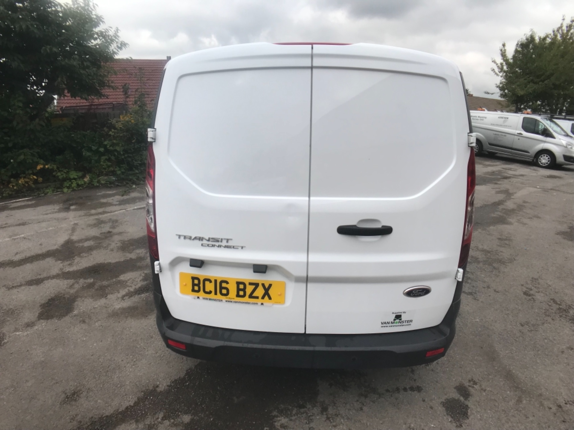2016 Ford Transit Connect  200 L1 Diesel 1.6 TDCi 75PS Van EURO 5 (BC16BZX) Image 6