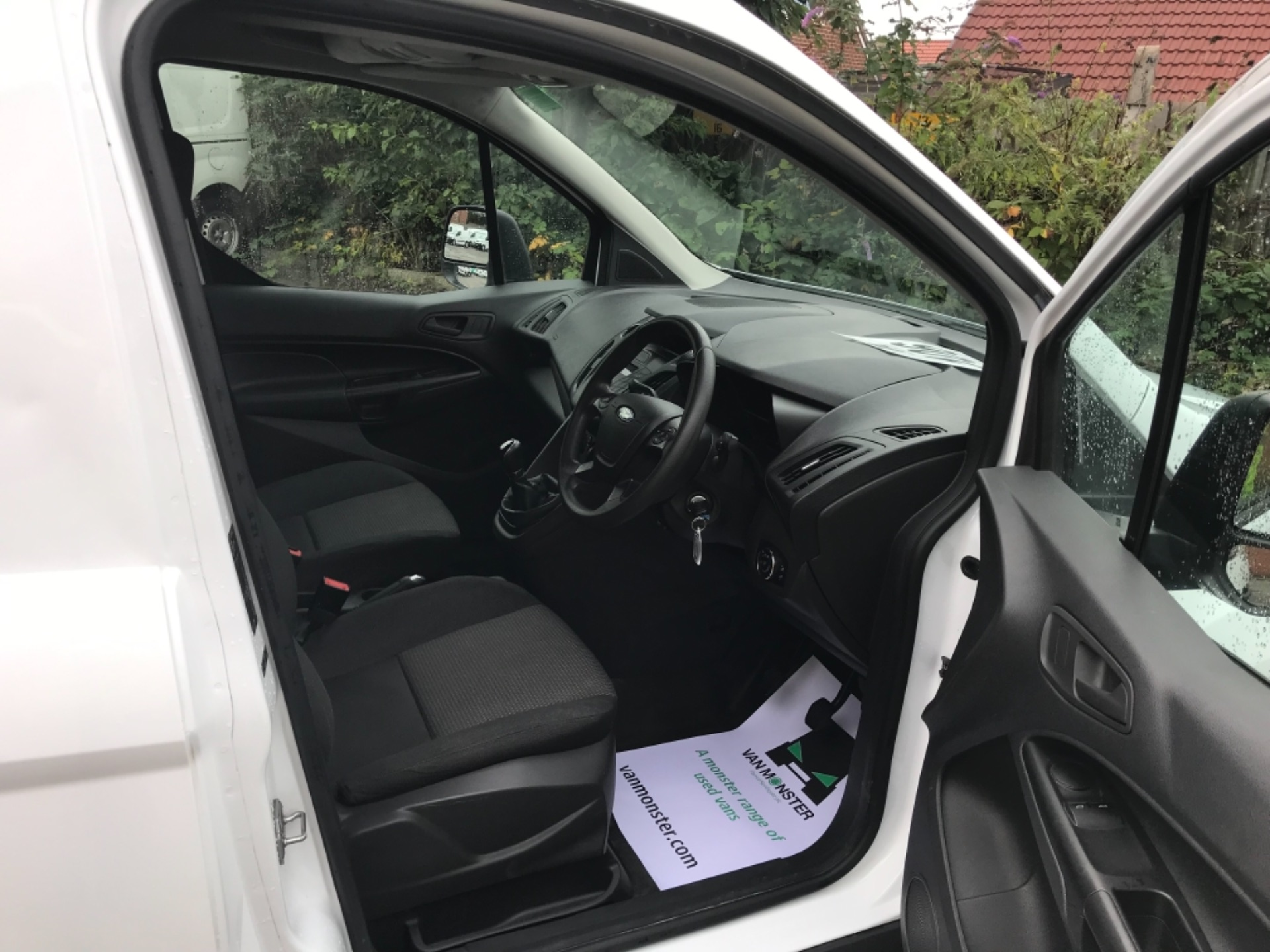 2016 Ford Transit Connect  200 L1 Diesel 1.6 TDCi 75PS Van EURO 5 (BC16BZX) Image 13