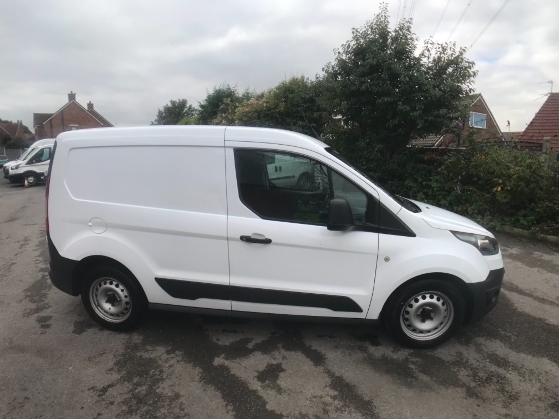 2016 Ford Transit Connect  200 L1 Diesel 1.6 TDCi 75PS Van EURO 5 (BC16BZX) Image 8
