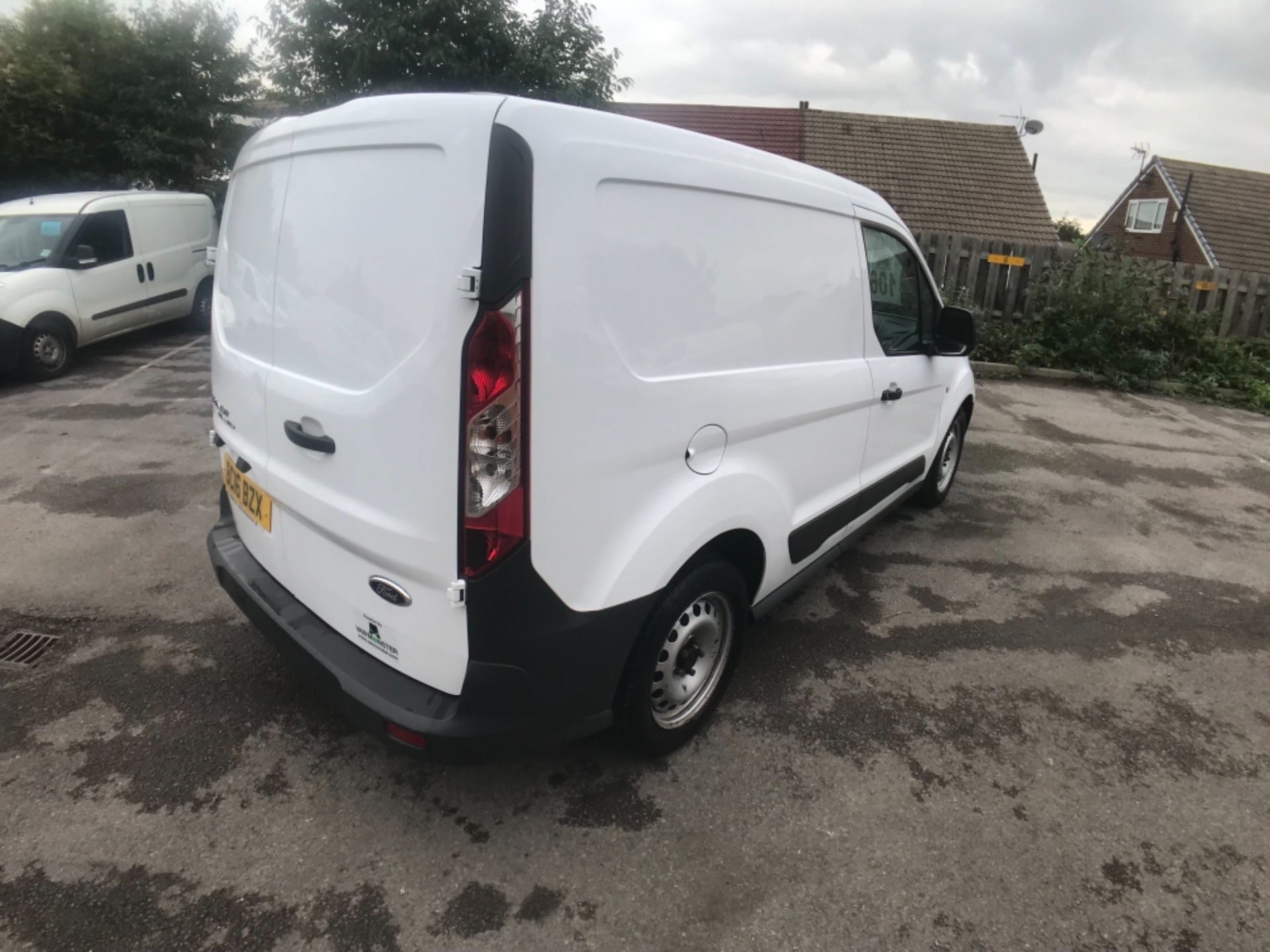 2016 Ford Transit Connect  200 L1 Diesel 1.6 TDCi 75PS Van EURO 5 (BC16BZX) Image 7