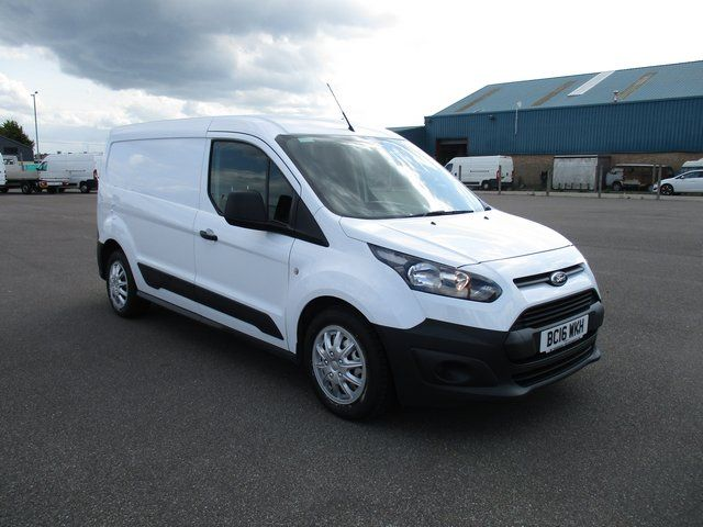 2016 Ford Transit Connect 210 L2 DIESEL 1.6 TDCI 95PS VAN EURO 5 (BC16WKH)