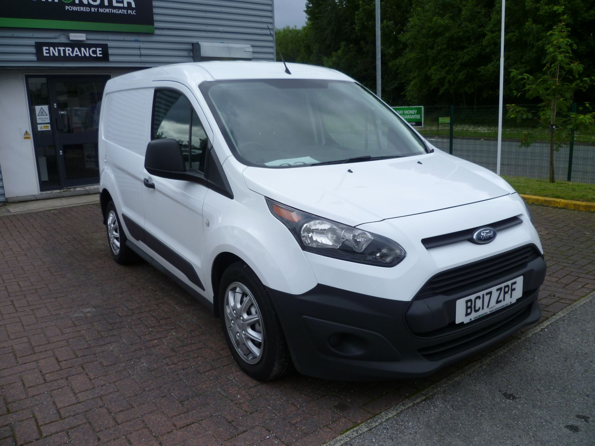 2017 Ford Transit Connect T200 L1 H1 1.5TDCI 75PS EURO 6 (BC17ZPF)