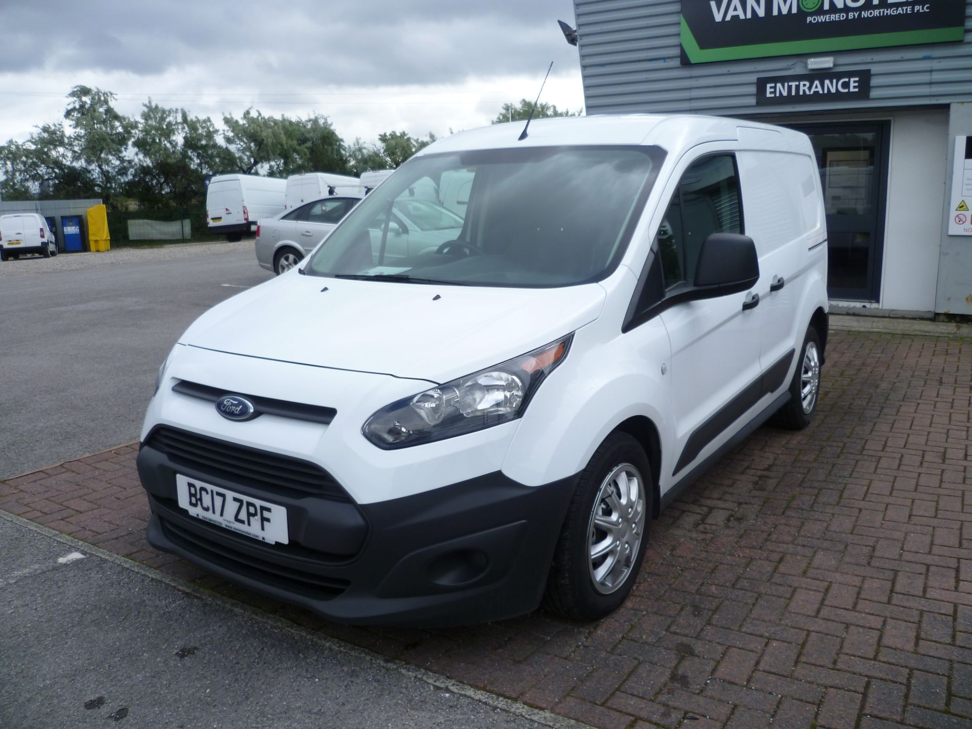 2017 Ford Transit Connect T200 L1 H1 1.5TDCI 75PS EURO 6 (BC17ZPF) Image 2