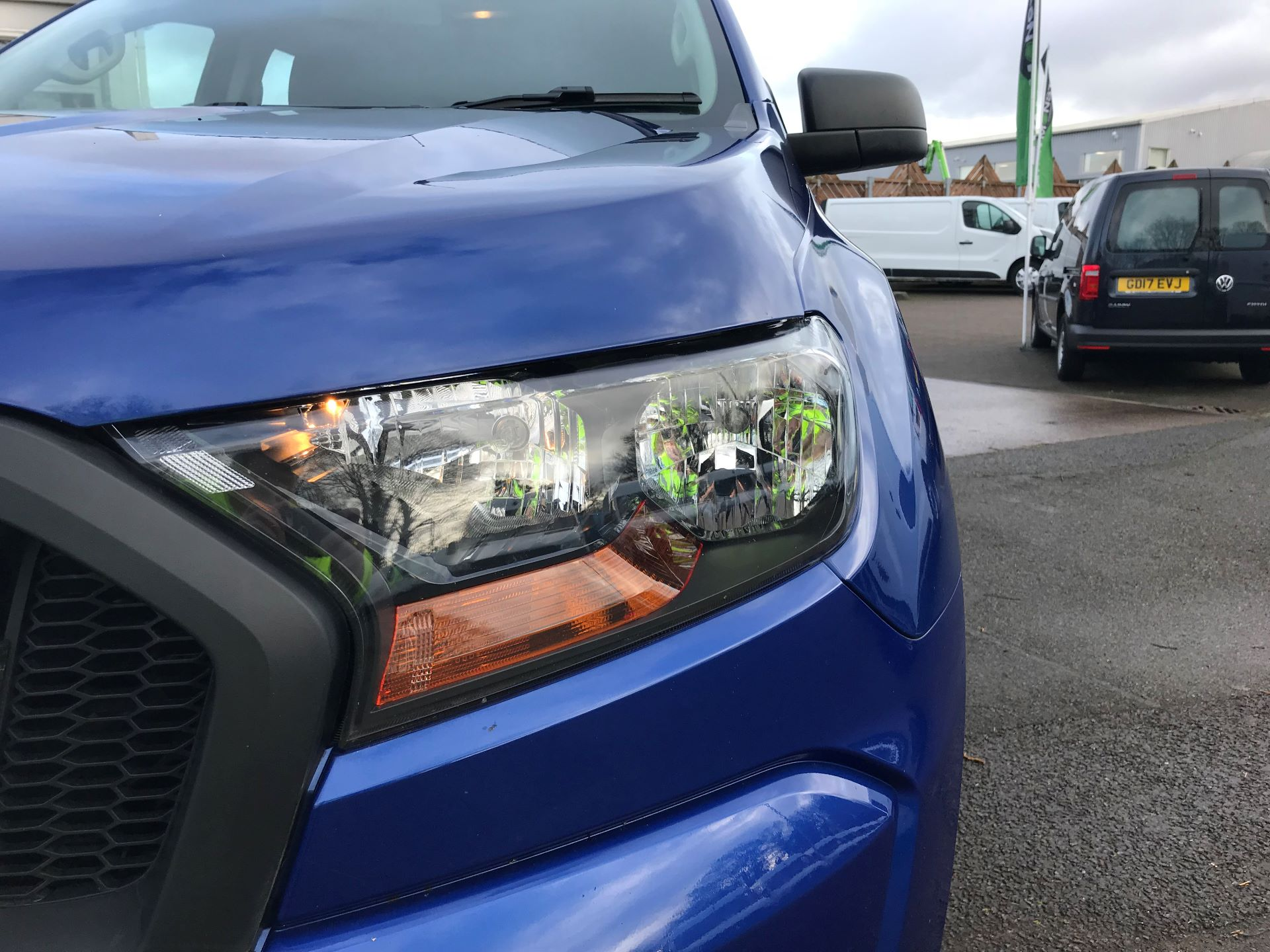 2016 Ford Ranger Pick Up Double Cab Xl 2.2 Tdci 160Ps (BC66FDZ) Image 13