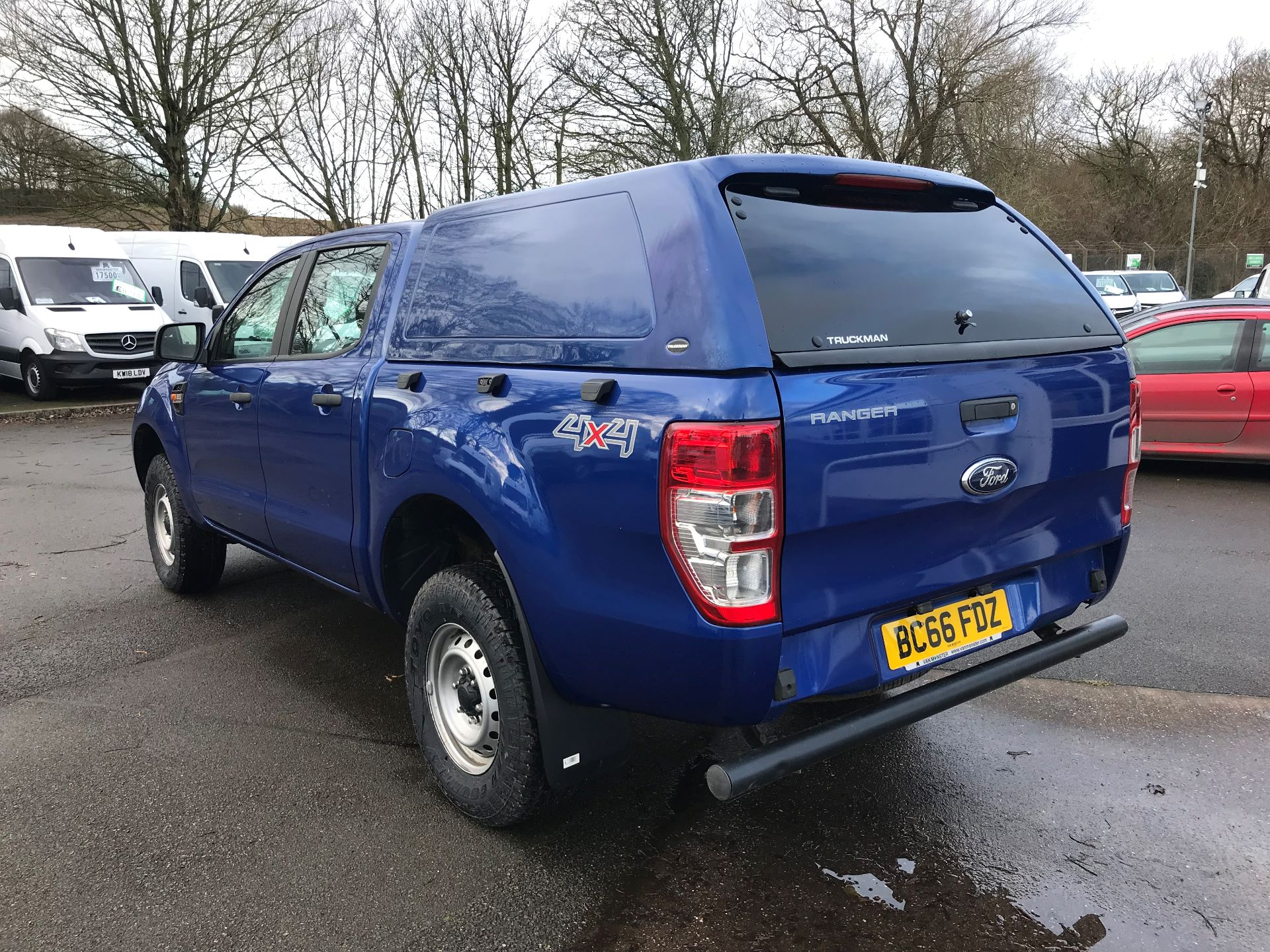 2016 Ford Ranger Pick Up Double Cab Xl 2.2 Tdci 160Ps (BC66FDZ) Image 5