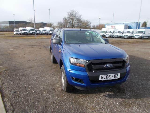 2016 Ford Ranger Pick Up Double Cab Xl 2.2 Tdci (BC66FDZ)