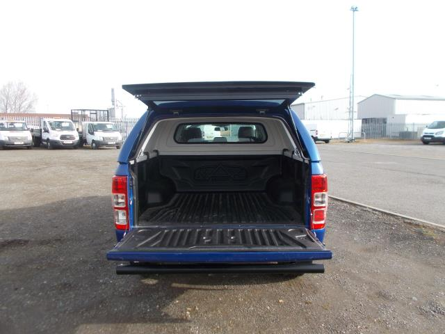 2016 Ford Ranger Double Cab Pick Up XL 2.2 EURO 5/6 (BC66FDZ) Image 7