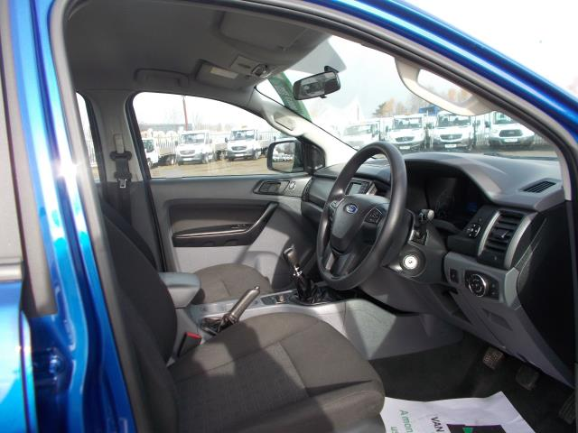 2016 Ford Ranger Double Cab Pick Up XL 2.2 EURO 5/6 (BC66FDZ) Image 20