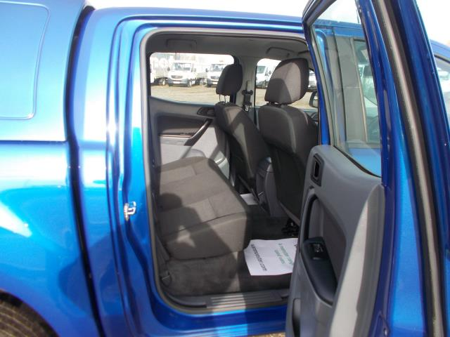 2016 Ford Ranger Double Cab Pick Up XL 2.2 EURO 5/6 (BC66FDZ) Image 11