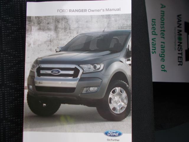 2016 Ford Ranger Double Cab Pick Up XL 2.2 EURO 5/6 (BC66FDZ) Image 31