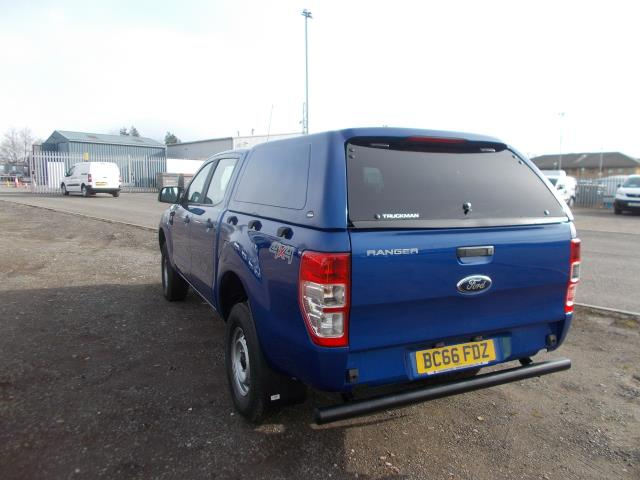 2016 Ford Ranger Double Cab Pick Up XL 2.2 EURO 5/6 (BC66FDZ) Image 4