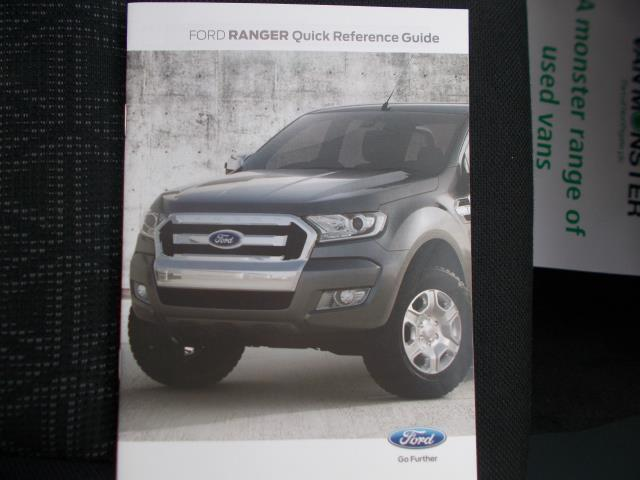 2016 Ford Ranger Double Cab Pick Up XL 2.2 EURO 5/6 (BC66FDZ) Image 32