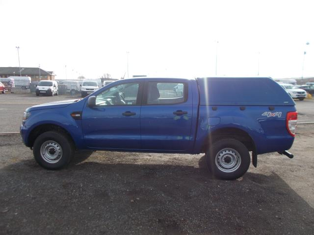 2016 Ford Ranger Double Cab Pick Up XL 2.2 EURO 5/6 (BC66FDZ) Image 8